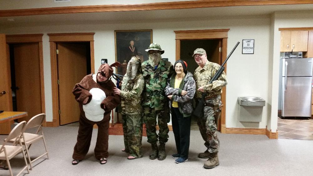 Hunting Season - November 2016